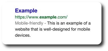"Google Launches ""Mobile-Friendly"" Labels in Mobile Search Results"