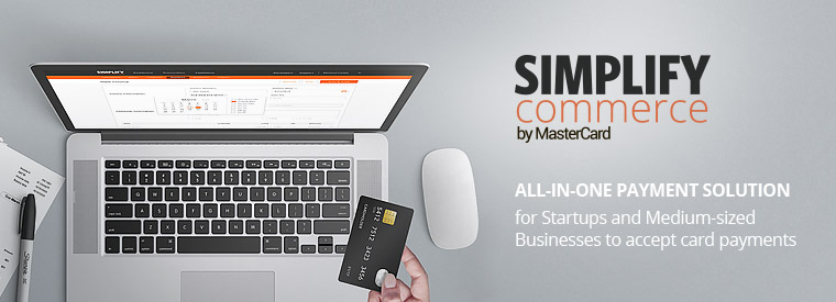 Simplify Commerce, all-in-one payment solution for small-to-medium-sized businesses