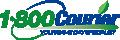 1-800Courier logo
