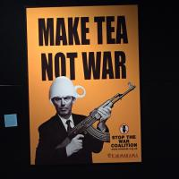 Make tea not wor