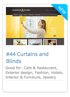#44 Curtains and Blinds
