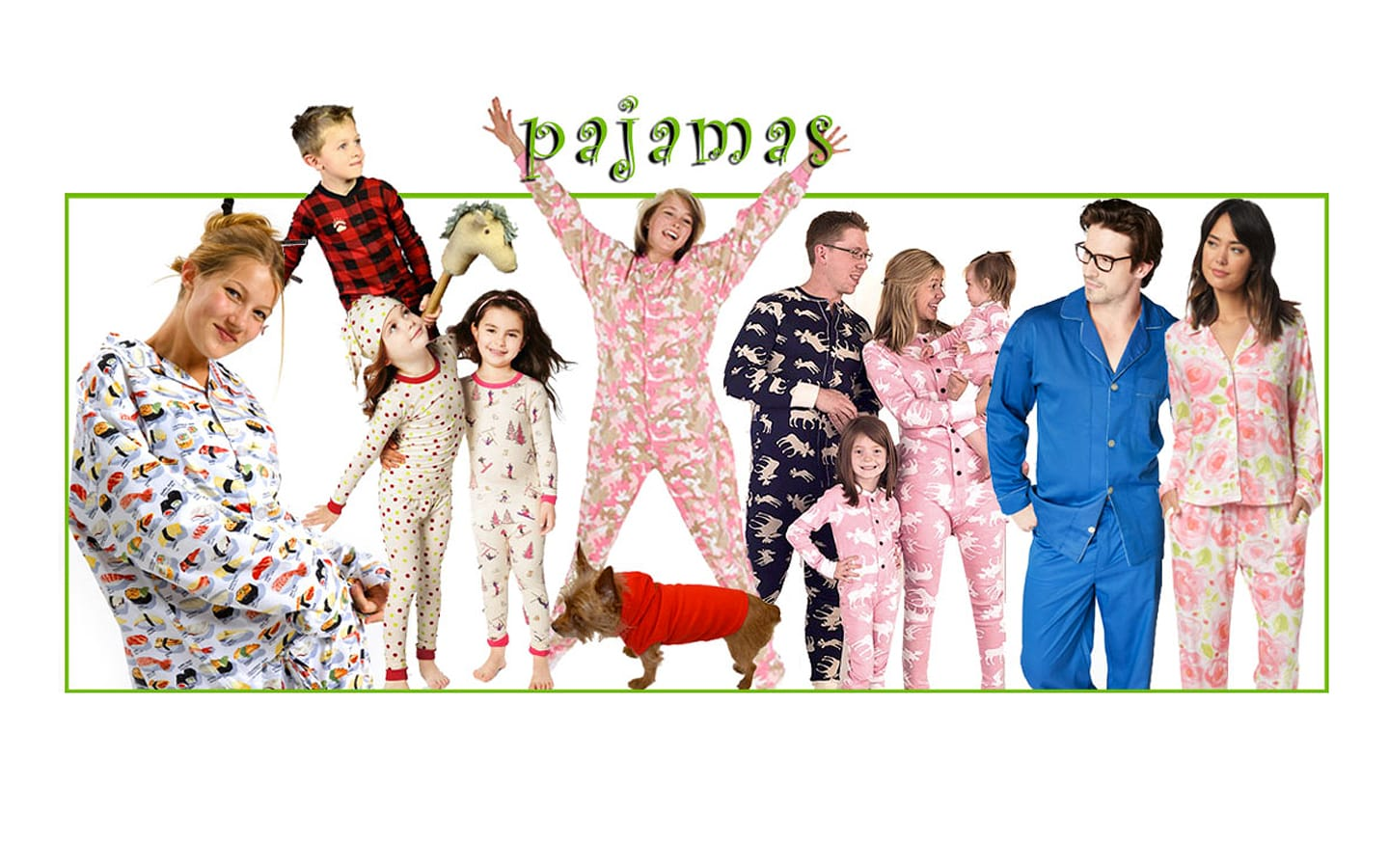 The Pajama Company: Pajamas Make Things Right!