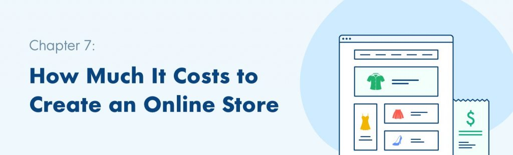 How much does it cost to create your store