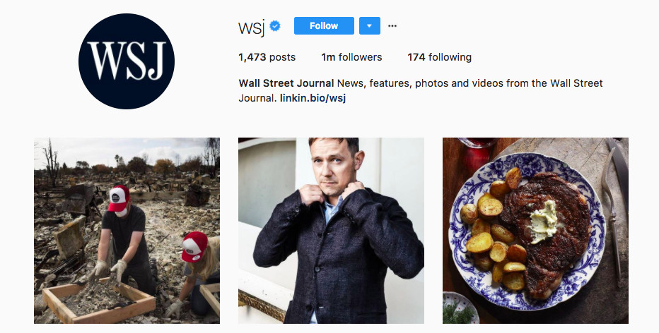Wall Street Journal on Instagram